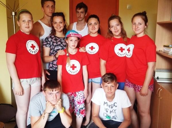 Jauniešu radošās aktivitātes pirmās palīdzības sacensībās Špoģos