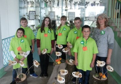 Kalupes pamatskolas mazpulcēni – Latgales mazpulku Projektu forumā
